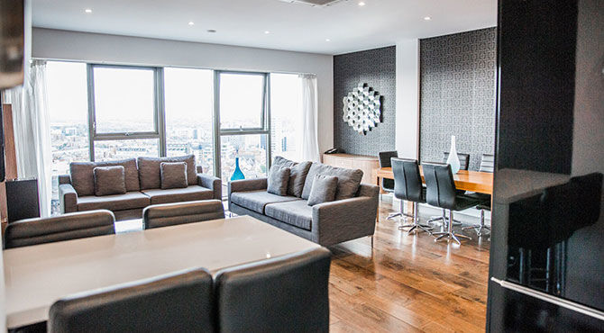 Five Reasons Why You Need To Select a Serviced Apartment