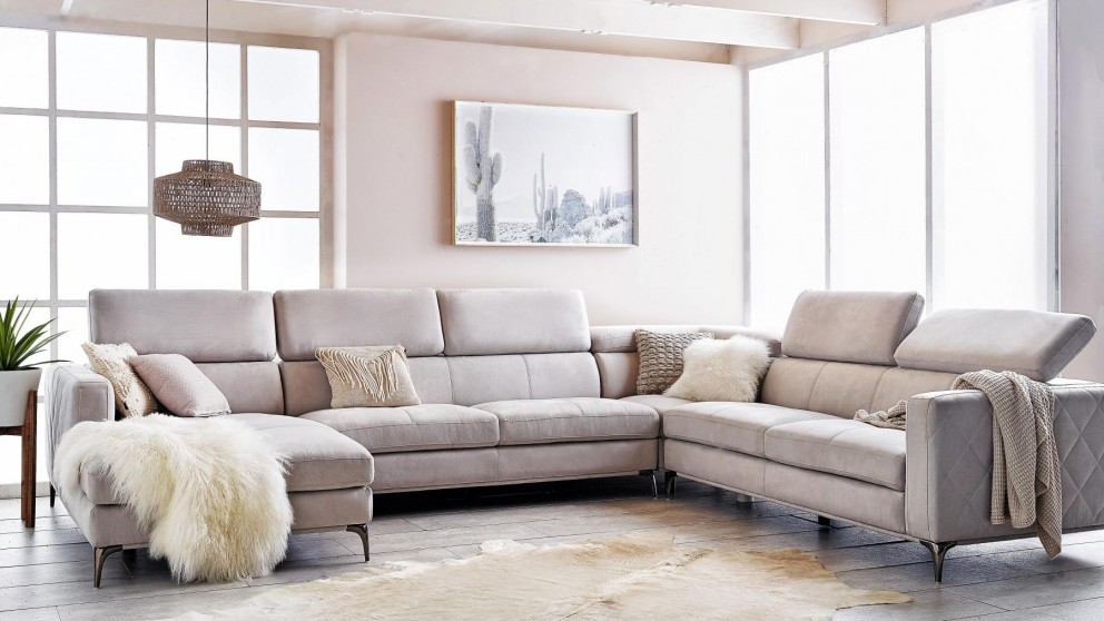 Consider affordability and Durability when buying sofas