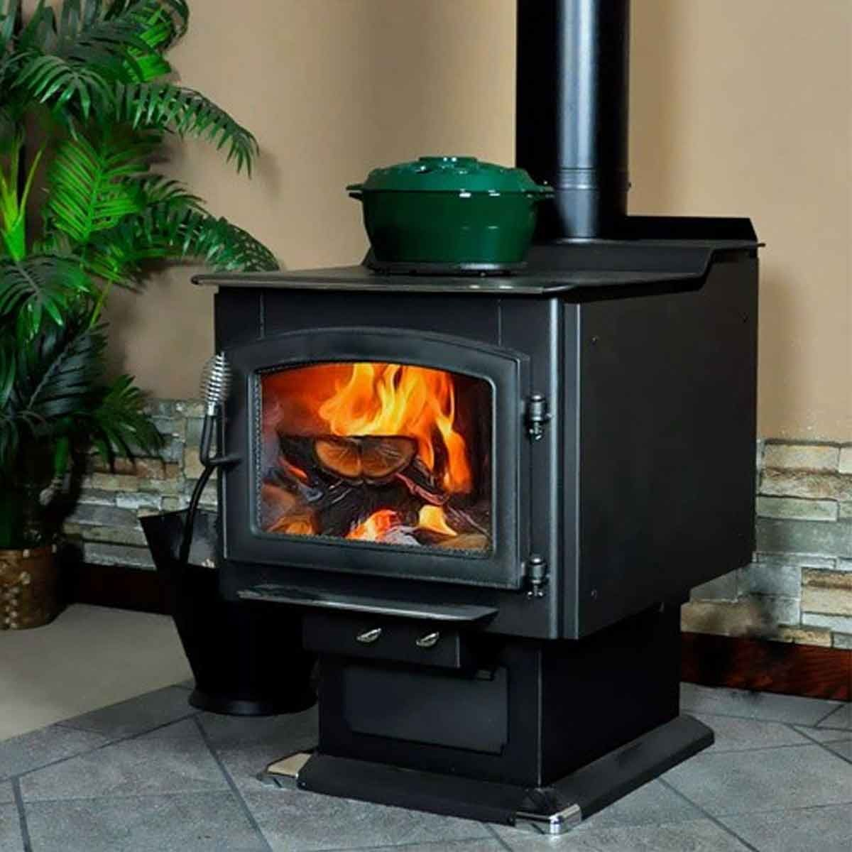 The Many Benefits of a Wood Burning Stove