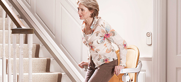 Navigate Your Stairs with a Home Stair Lift in Evesham