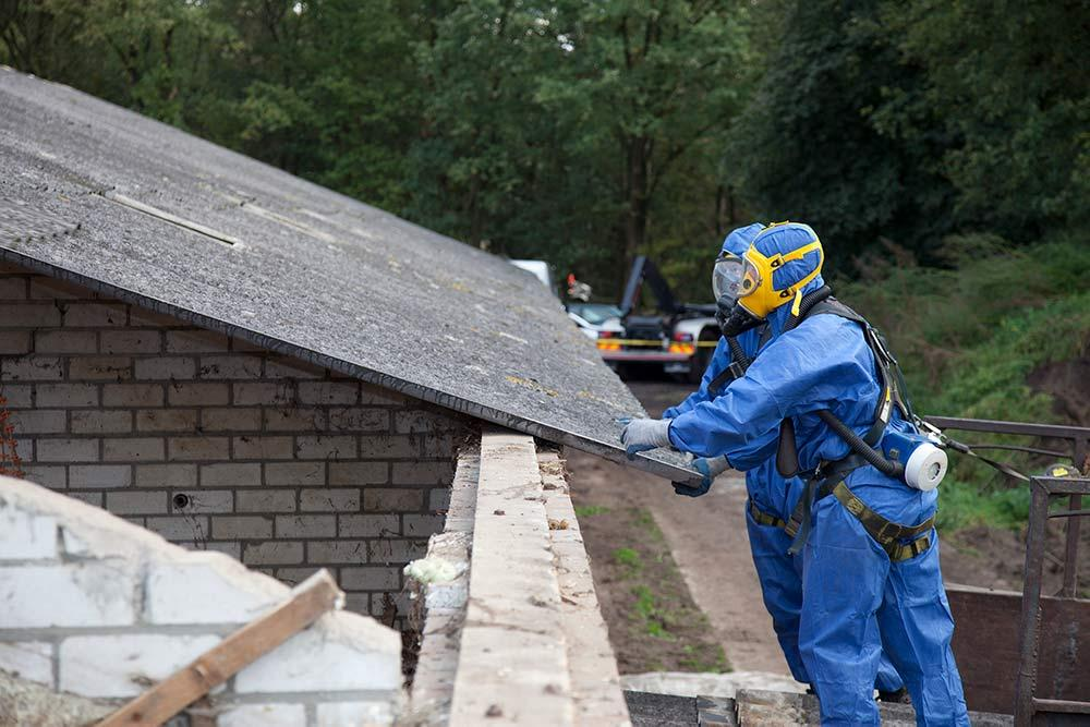 How to manage asbestos in buildings?