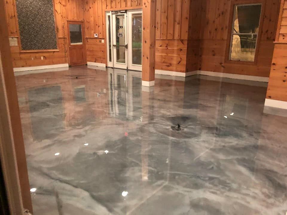 Epoxy Floor Coatings: Don't Stand for Anything Less.