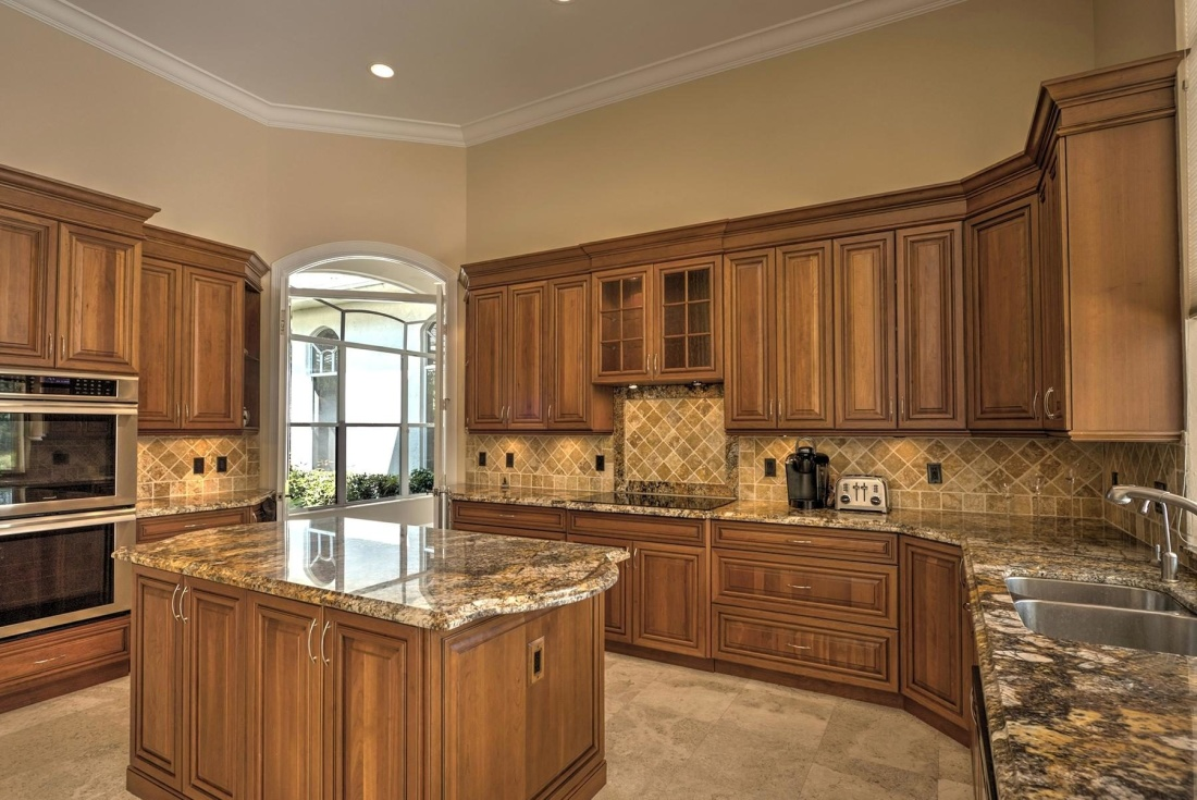 A Customised, High-End Feel for Your Kitchen
